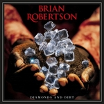 Robertson, Brian - Diamonds And Dirt