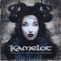 Kamelot - Poetry For The Poisoned - ltd. Tour Edition