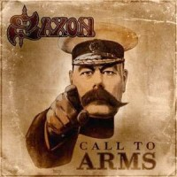 Saxon - Call To Arms, ltd.ed.