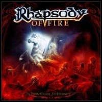 Rhapsody Of Fire - From Chaos To Eternity, ltd.ed.