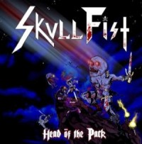 Skull Fist - Head Of The Pack