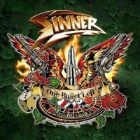 Sinner - One Bullet Left, ltd.ed.