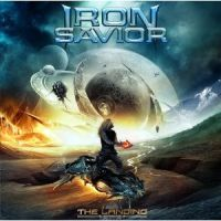Iron Savior - The Landing, ltd.ed.