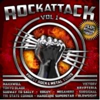 Various - Rock Attack Vol. 1