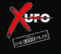 X-Ufo - Volume 1 - The Live Files