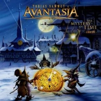 Avantasia - The Mystery Of Time, ltd.ed.