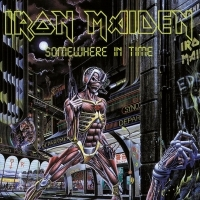 Iron Maiden - Somewhere In Time, ltd.ed.
