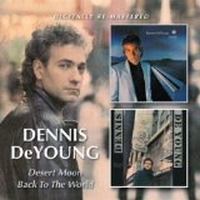 DeYoung, Dennis - Desert Moon / Back To The World