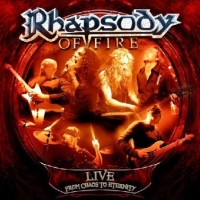 Rhapsody Of Fire - Live - From Chaos To Eternity, ltd.ed.