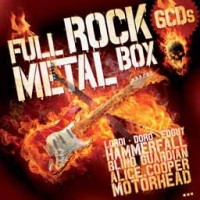 Various - Full Rock & Metal Box - The Ultimate Collection