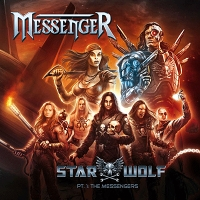 Messenger - Starwolf Part I - The Messengers, ltd.ed.