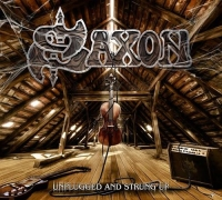 Saxon - Unplugged And Strung Up, ltd.ed.
