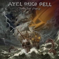Pell, Axel Rudi - Into The Storm, ltd.ed.