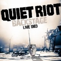 Quiet Riot - Backstage Live 1983