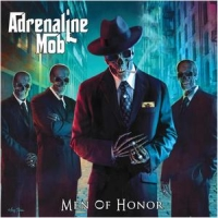 Adrenaline Mob - Men Of Honor, ltd.ed.