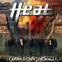 H.e.a.t. - Tearing Down The Walls