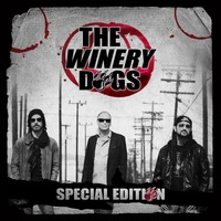 Winery Dogs - The Winery Dogs, ltd.ed.
