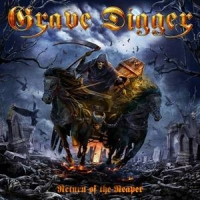 Grave Digger - The Return Of The Reaper, ltd.ed.