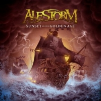 Alestorm - Sunset On The Golden Age, ltd.ed.