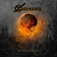 Sanctuary - The Year The Sun Died, ltd.ed.
