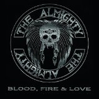 The Almighty - Blood Fire Love, ltd.ed.