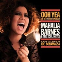 Barnes, Mahalia & The Soul Mates - Ooh Yea-The Betty Davis Songbook