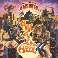 The Answer - Raise A Little Hell <b>- reduced pre-sale!</b>