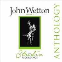 Wetton, John - The Studio Recordings Anthology