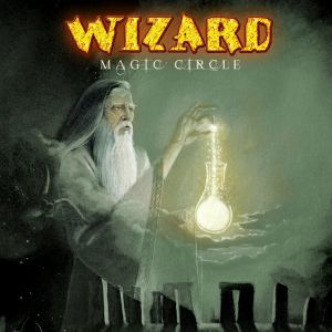 Wizard - Magic Circle, rem.