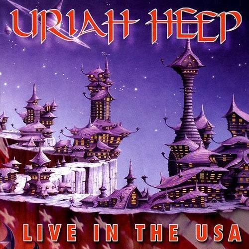 Uriah Heep Live In The Usa Cd Mbm Music Buy Mail