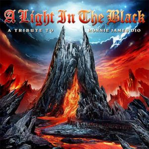 Various - A Light In The Black - A Tribute to Ronnie James Dio To Ronnie James Dio