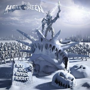 Helloween - My God-Given Right, earbook
