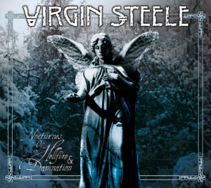 Virgin Steele - Nocturnes Of Hellfire And Damnation, ltd.ed.