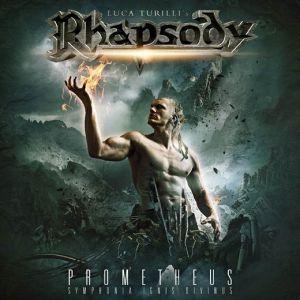 RHAPSODY, LUCA TURILLI'S - Prometheus - Symphonia Ignis Divinus