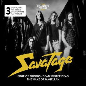 Savatage - Collector's Edition