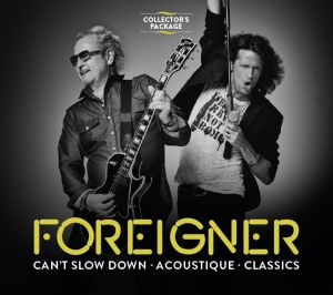 Foreigner - Collector's Edition