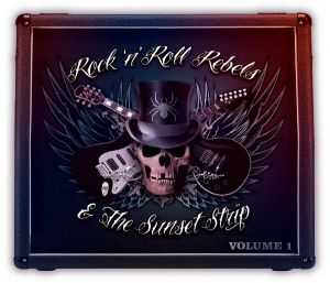 Various - Rock 'n' Roll Rebels & the Sunset Strip