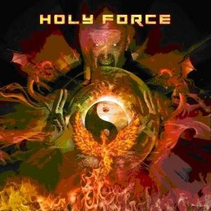 Holy Force - Holy Force, japanese edition