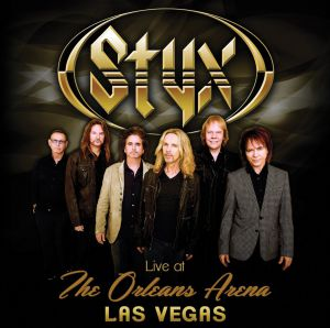 Styx - Live At The Orleans Arena, Los Angeles