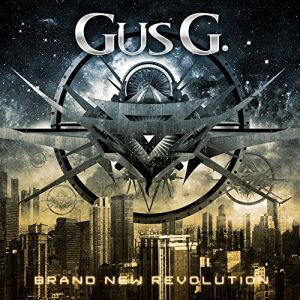 Gus G - Brand New Revolution