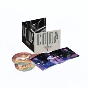 Led Zeppelin - Coda, deluxe edition