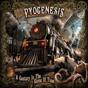Pyogenesis - A Century In The Curse Of Time, ltd.ed.