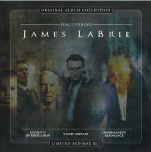 LaBrie, James - Original Album Collection: Discovering JAMES LABRIE
