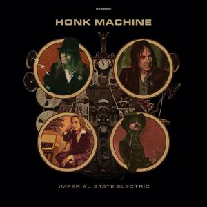 Imperial State Electric - Honk Machine