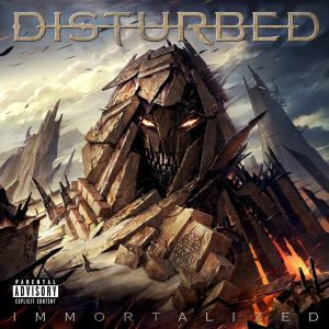Disturbed - Immortalized, ltd.ed.