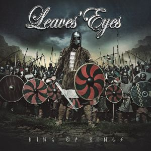 Leaves' Eyes - King of Kings, ltd.ed.