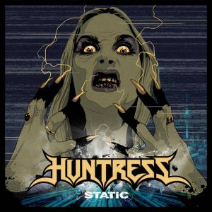 Huntress - Static, ltd.ed.