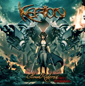 Kerion - Cloud Riders Part 2: Technowars
