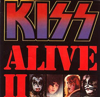 Kiss - Alive II, Japan