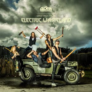Gloria Story - Greetings From Electric Wasteland